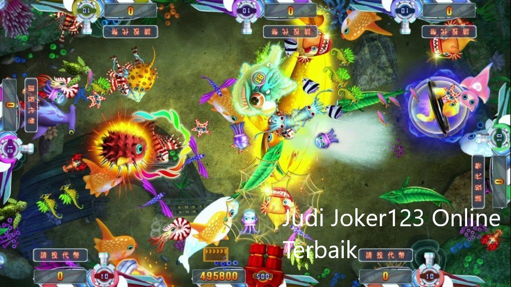 Taruhan Joker123 Game Tembak Ikan Uang Asli