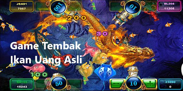 Bermain Judi Tembak Ikan Joker123 Online Terbaik di Indonesia