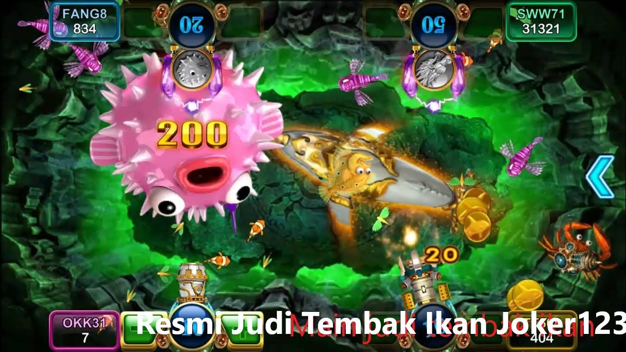 Cara Bermain Tembak Ikan Joker123 Online Dengan Baik